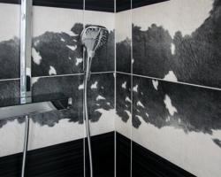 Fliesendetail Dusche
